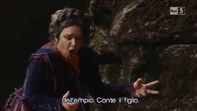 Il Trovatore La Scala 2014 Condotta ell'era in ceppi/Ekaterina Semenchuk