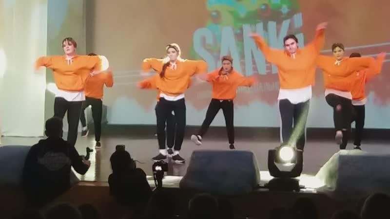 Шоу Sanki 2018