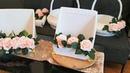 Оригинальная прочная Коробка для шампанского и свадебных фужер ✔ Marine DIY Guloyan✔