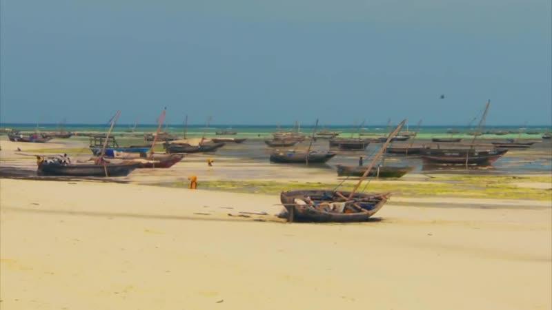 Занзибар Неизведанные острова Discovery Channel 720p