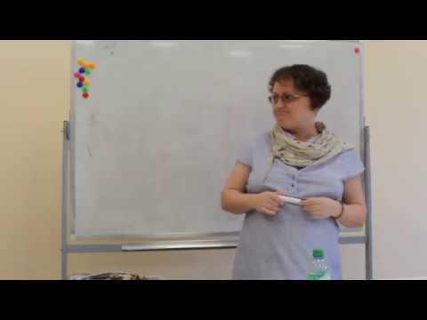 Психолог Марина Филоник Осуждение (часть выступления)