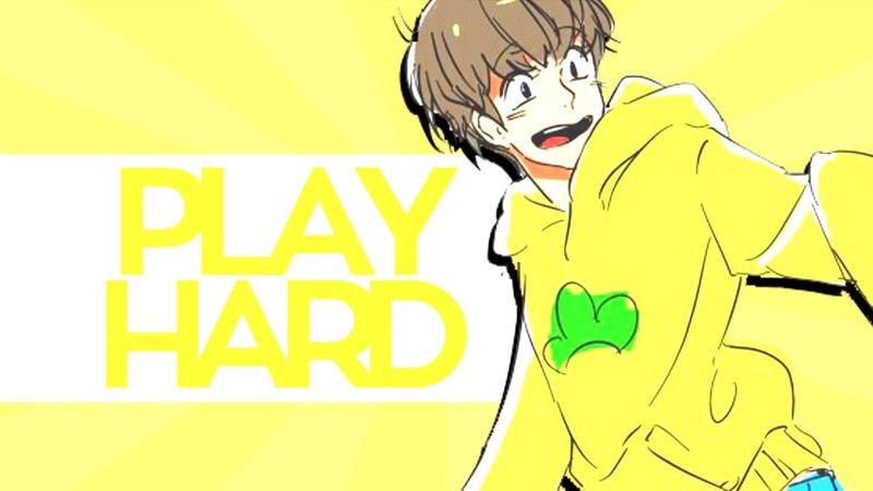 SFS Play Hard Jyushimatsu Collab