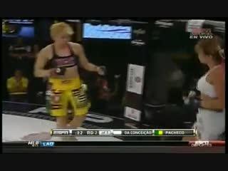 Jungle Fights 68 - Larissa Pacheco vs. Lizianne Silveira