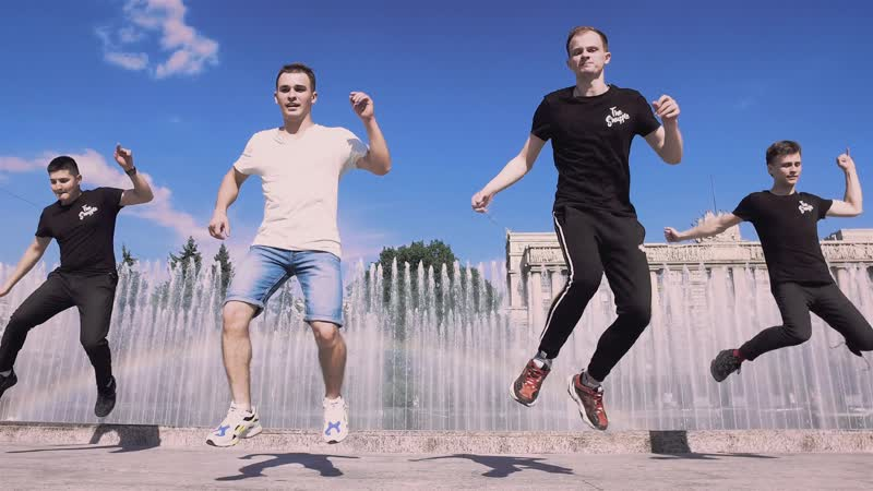 Cutting Shapes l Saint Petersburg l Be Right Here l Tony Romera l Team Shapes