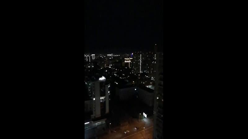 Манящие огни большого города