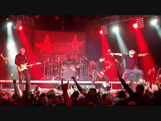 АлисА. Концерт в Пскове, КСК Супер, 1 декабря 2018 г.