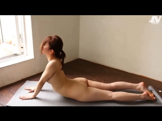 Nude yoga tutorialpart 1