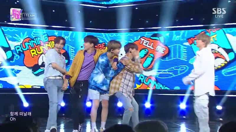 SBS 인기가요 1011회 (일) 2019-07-28 오후3시50분