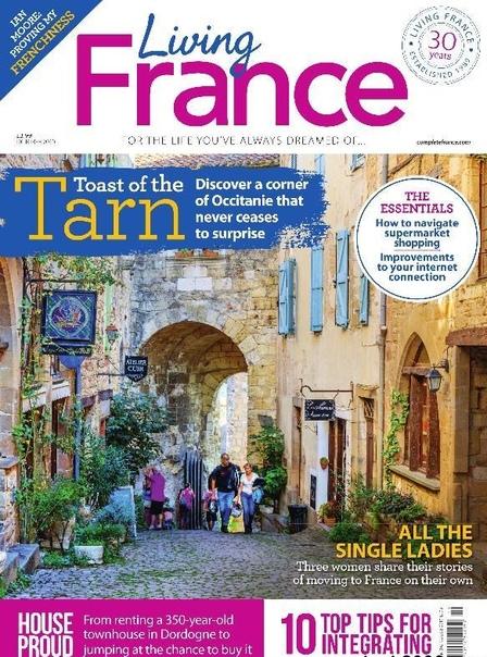 2019-10-01 Living France
