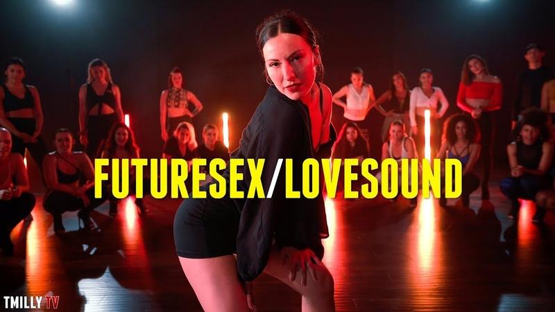 Justin Timberlake Futuresex Lovesound Choreography by Cat Rendic TMillyTV