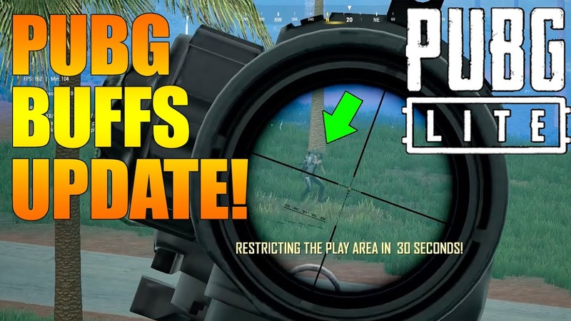 PUBG Lite Updates - Broken Kar98k pero Potato pa din! 😅😂 Potato Gameplay 16