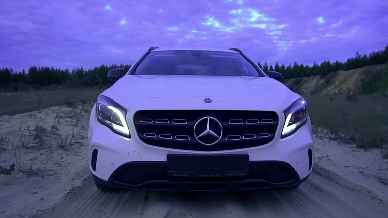 Mercedes GLA-250 4 matic 2018 sale Moscow