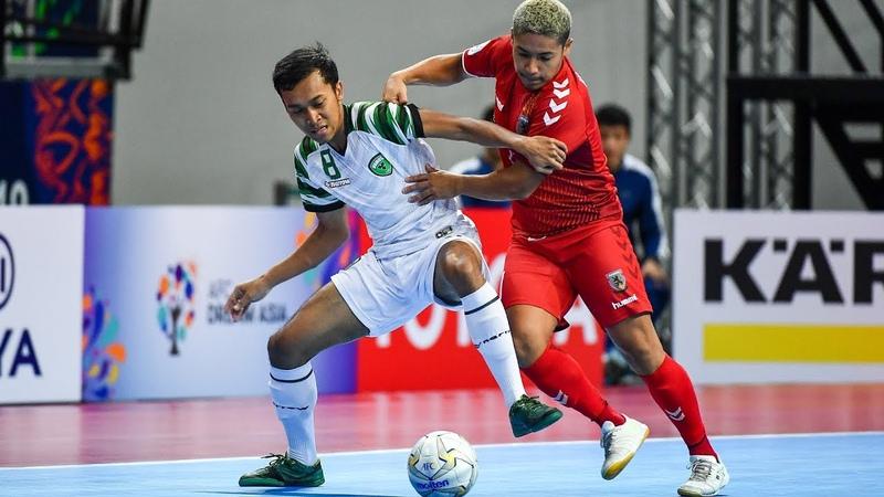 Highlights M25 - Nagoya Oceans(JPN) vs Vamos FC(IDN) Quarter-Final 4