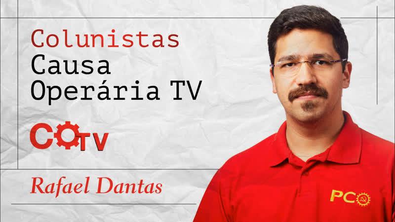 Colunistas da COTV A esquerda de joelhos por Rafael Dantas