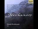Alan Hovhaness - Concerto for Harp and String Orchestra