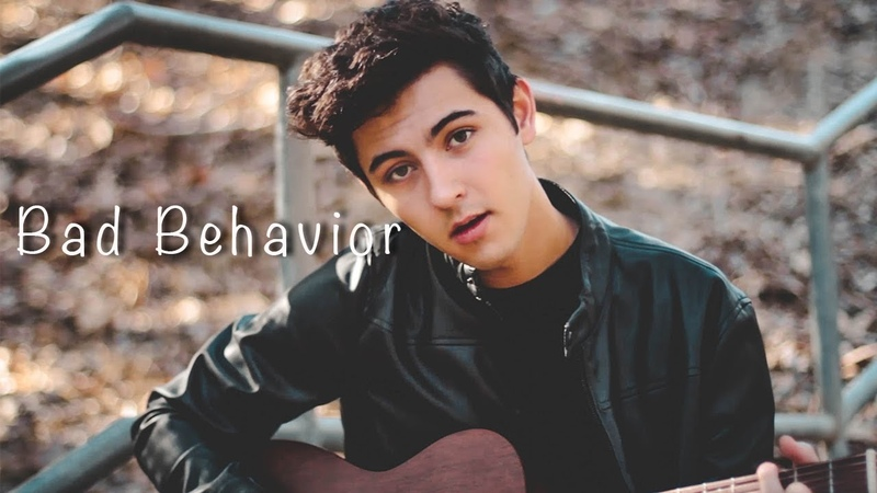 Bad Behavior The Maine Cover by Kyson Facer
