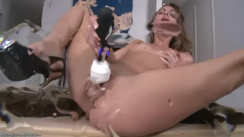 Water jet masturbation squirt