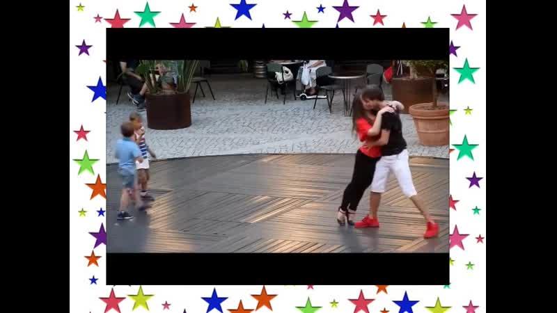 Самый страстный танец в паре