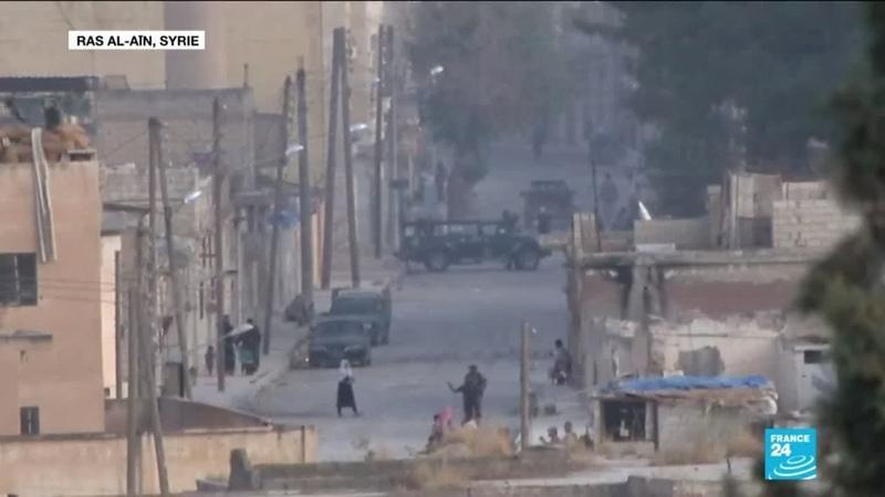 SYRIE : 5 civils et 1 journaliste tués dans un bombardement de l'armée turque