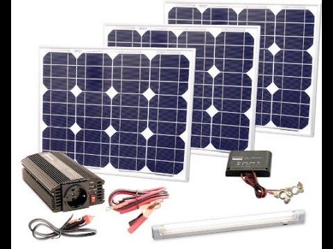 Solaranlage Für Gartenhaus Selber Bauen - 12v Solaranlage Selber Bauen