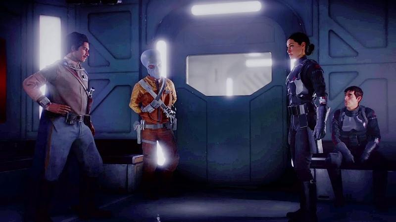 Изгнанники Одиночная кампания Star Wars Battlefront II