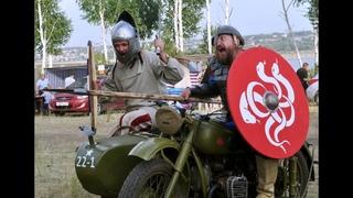 Реставрация легендарного мотоцикла Великой Отечественной М72 часть 2
