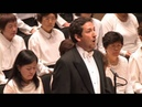 Comfort ye and Ev'ry valley from Handel's Messiah