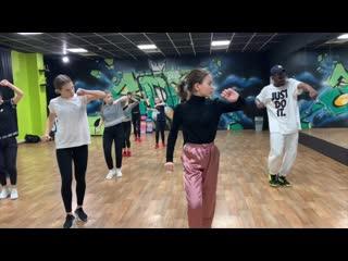 Школа Танцев SPB Dance Studio| Мастер-класс от Wade Layonn
