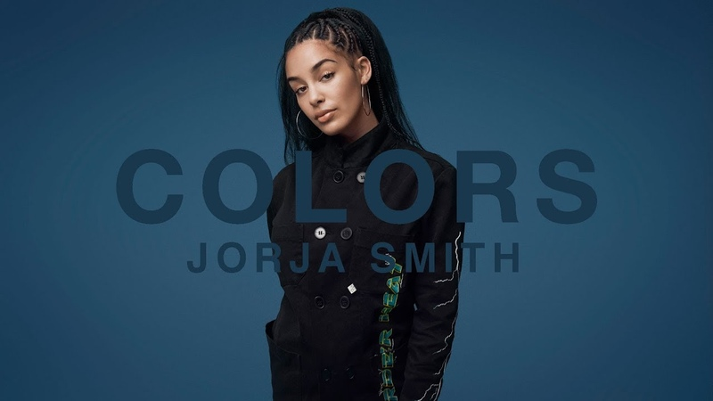 Jorja Smith Blue Lights