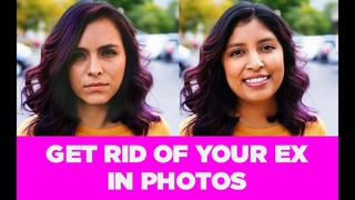 Face Swap Photoshop tutorial: Get rid of your ex in photos