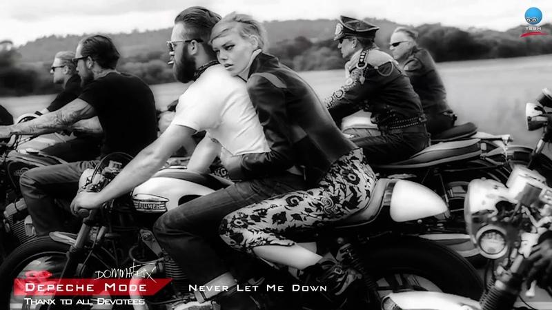 Depeche Mode Never Let Me Down Dominatrix Rmx