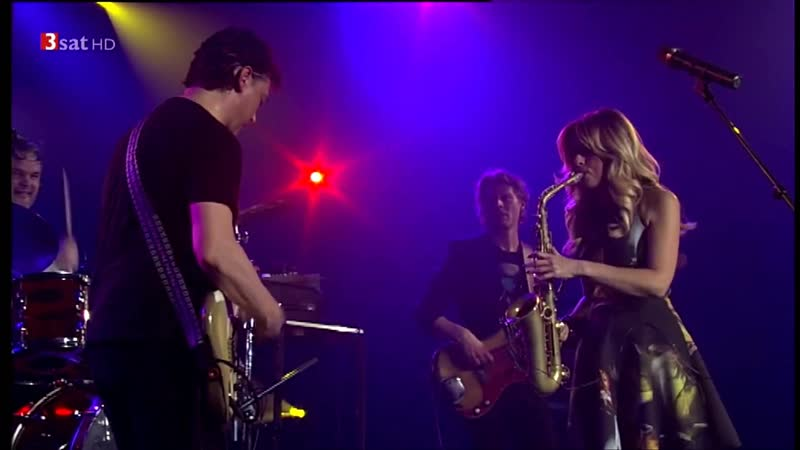 Candy Dulfer Ulco Bed Lily Was Here Live 2013 13'30 1080p