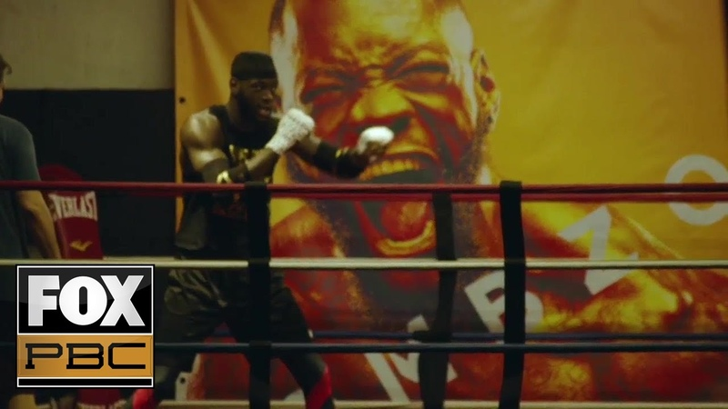 Deontay Wilder vs Luis Ortiz 2 FIGHT CAMP Ep 4 PBC ON FOX