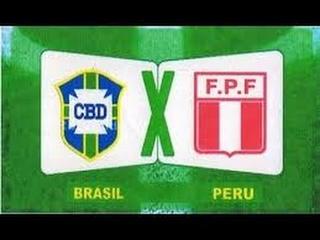 Amistoso 1978 : Brasil x Peru   (    Friendly    Match   1978:   Brazil   vs Peru   )