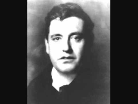 Джон МакКормак Somewhere A Voice Is Calling 1916