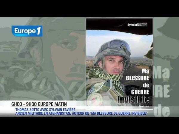 Sylvain Favière ancien militaire Je voyais l'Afghanistan partout J'ai pété un câble