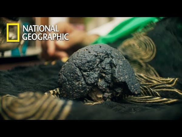 Nat Geo Метеорит Христа С точки зрения науки Документальный фильм