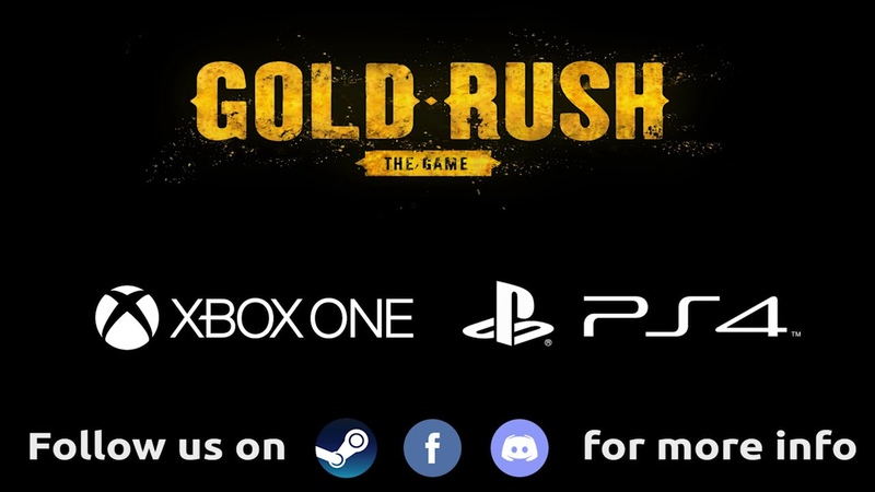 Gold Rush: The Game PS4/X1 Teaser