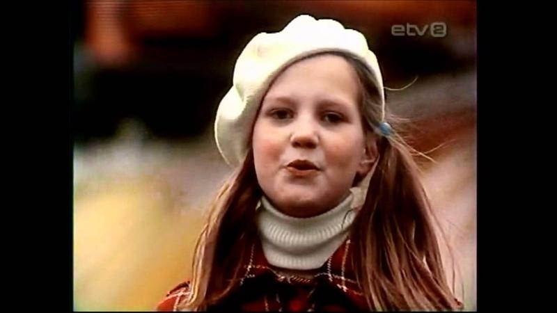 Lauluvanker (ETV 1981) - Laul kevadest, solist Lenna Lumi