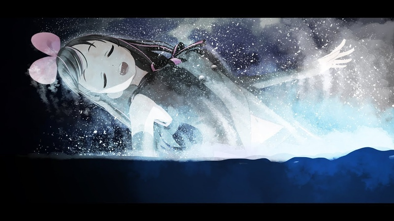 米津玄師 「海の幽霊」Spirits of the Sea/covered by キズナアイ(ブラック)【歌ってみた】