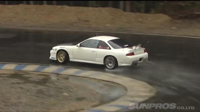 Drift Tengoku 57 — サーキット攻略・西日本 YZサーキット・東コース