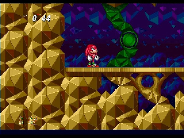 Hidden palace zone sonic 2 knuckles music