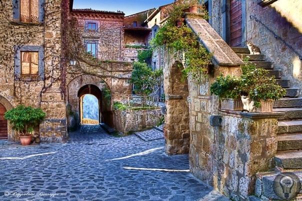 Civita di Bagnoregio, Италия