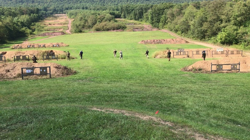 Learn Small Unit Tactics - Crawl, Walk, and then Run at the RX DMR course ~ Rex Reviews