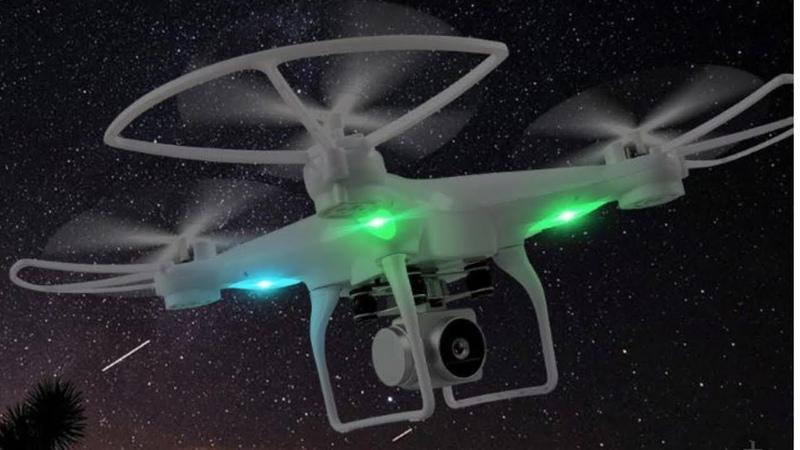 JJRC H68 RC Drone 40MINS Longer Flight Time Quadcopter