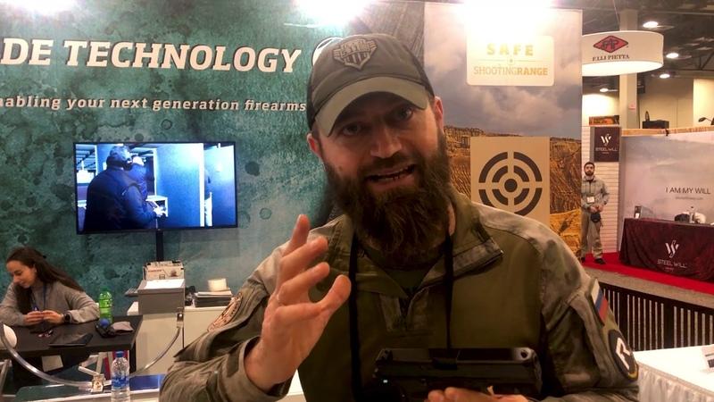 Shot show 2020 Rade Technology счётчик выстрелов