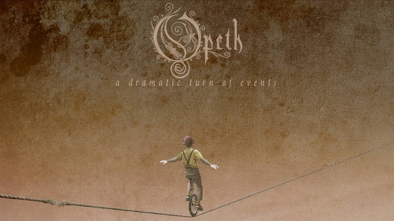 If OPETH wrote DREAM THEATER's On the Backs of Angels