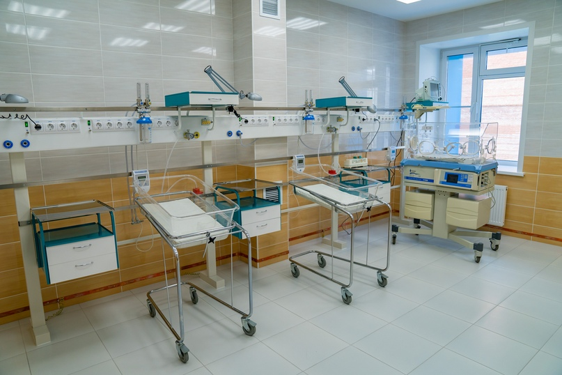В Ухте открыли детскую больницу после капитального ремонта, изображение №7