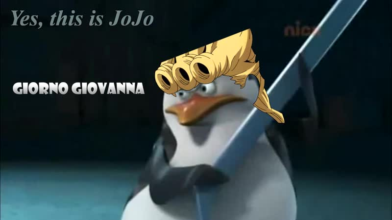 Yes this is JoJo