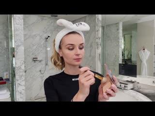 Полина Гагарина показывает, как нарисовать стрелки